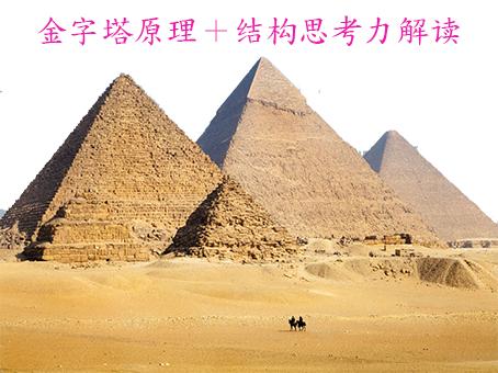金字塔原理+结构思考力解读