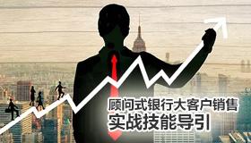 顾问式银行大客户销售实战技能导引