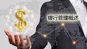 银行管理——基本指标、公司治理及内部控制、风险管理